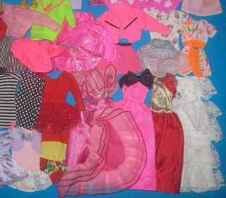 Barbie Ken Jazzie Stacie ~Dolls, Clothing, Shoes. 80s and 90s Lot. ~97