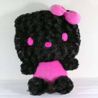 Hello Kitty captivates your heart with this adorable 14 plush. Youll