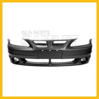 1999 2005 Pontiac Grand Am GT OEM Replacement Front Bumper Cover