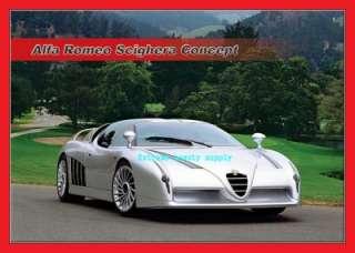 alfa romeo scighera iad mosler sports Racing car 2012 Calendar