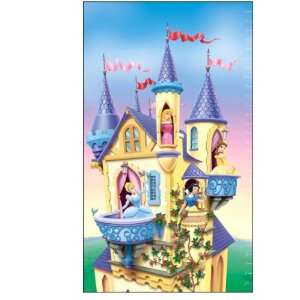 Wallpaper Disney Princess Prepasted Growth Chart DF059904C