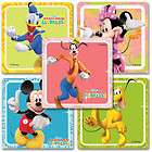 Disney MICKEY MOUSE & Friends Gem STICKERS Party Favors
