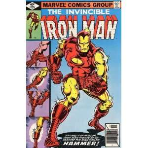 Iron Man (1st Series) #126 David MIchelinie, John Romita Jr. Books