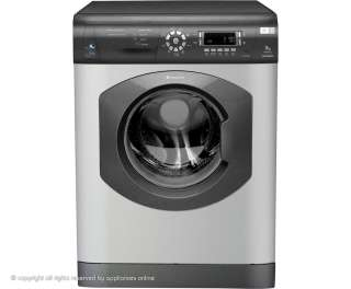 Hotpoint Ultima WDD960G Washer Dryer Freestanding Graphite