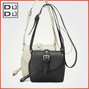 Ladys Genuine Leather Shoulder Handbag Small Bag Purse