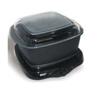 Magic Mill   MSC9300 MAGIC MILL SLOW COOKER, 9 QT NON STICK POT