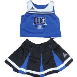 Duke Blue Devils 3T Toddler Cheerleader Dress Girls Set
