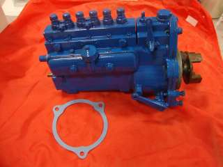 FORD TRACTOR 6 CYLINDER SIMMS FUEL INJECTION PUMP |