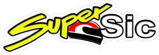 MARCO SIMONCELLI SUPER SIC GP DECAL STICKER