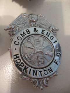 Fire Department Fireman Badge Pin   12 badges & 8 pins   Variety