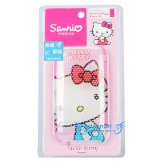 Hello Kitty Cell Phone Case Cover Skin Bag Accessory for Iphone 4
