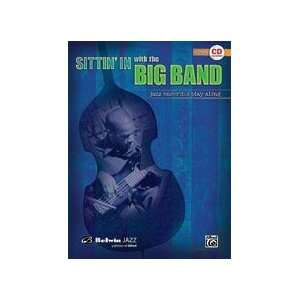 Sittin In with the Big Band for Bass (Book and CD