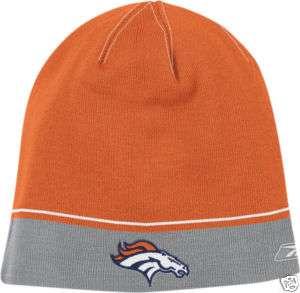 Denver Broncos 2nd Season Sideline Knit Beanie Hat Cap