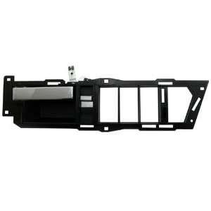 New Inner Passenger Black/Chrome Door Handle Assembly Pickup Truck SUV