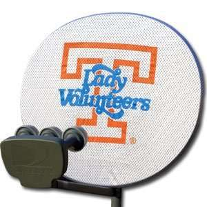 College Tennessee Volunteers Satellite TV Dish Cover Sports