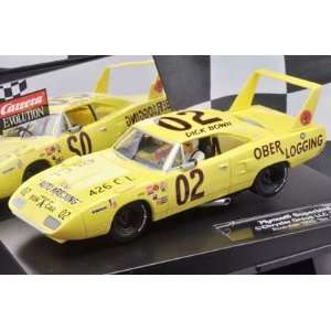 1/32 Carrera Analog Slot Cars   Plymouth Superbird