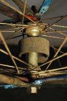 1938 Montgomery Wards Hawthorne balloon tire bicycle bike Shockmaster