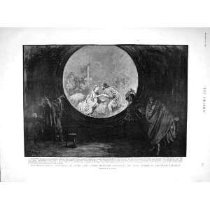 1893 SCHUMANN OPERA GENOVEVA DRURY THEATRE SIEGFRIED