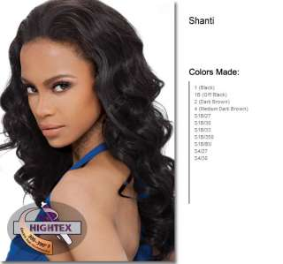 Outre Quick Weave Half Wig SHANTI   Heat Resistant