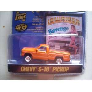 Revell Lowrider Magazine Chevy S 10 Pickup Toys & Games