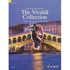 Schott String Quartet Seri) (9781847611512) Antonio Vivaldi Books