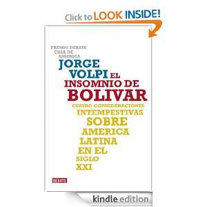 XXI (Debate) (Spanish Edition): Jorge Volpi:  Kindle Store