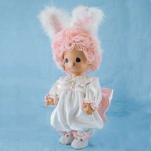 Precious Moments Some Bunny Loves You Rag Doll Toys