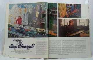 Evening Post magazine February 8 1969 Vietnam Senator J W Fulbright