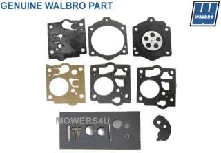GENUINE WALBRO SDC CARBURETOR REPAIR KIT K10 SDC