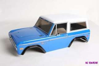 Tamiya 51388 Body Set Ford Bronco For 58436 CR01   1/10