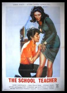 The School Teacher, Linsegnante (Edwige Fenech) Orig Lebanese Movie