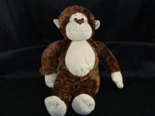 18 Retired Build a Bear Monkey Plush Stuffed Animal  