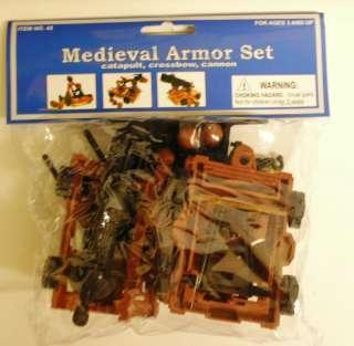 BMC42 Medieval Armor Set (Catapult, Crossbow, Cannon) (