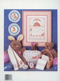 Welcome Baby Book Six by Linda Gillum for Dimensions Cross Stitch