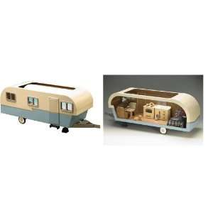The Vintage Travel Trailer Corona Concepts: Toys & Games