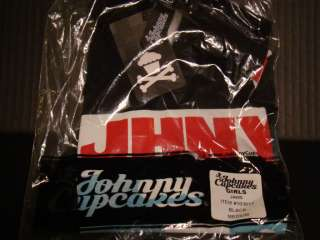 EXCLUSIVE JOHNNY CUPCAKES JAWS T SHIRT MED SUPREME DIAMOND SUPPLY CO
