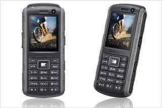 Samsung B2700 3g cell phone edge fm IP54 water proof