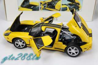 18 scale Ford GT 2003  Yellow/Black Stripes (from GT40 GT 40)
