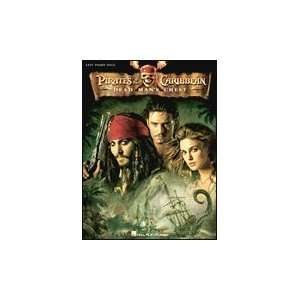 Pirates of the Caribbean   Dead Mans Chest   Easy Piano