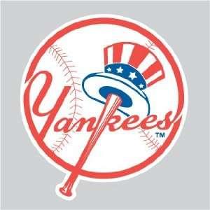 NEW YORK YANKEES LOGO 4 vinyl decal car truck sticker MLB
