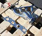STAINLESS STEEL RACING EXHAUST HEADER 02 06 RSX DC5 02 05 CIVIC SI EP3