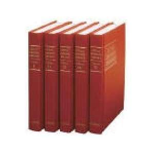 Five Volume Set Of Little Masonic Library (the Land
