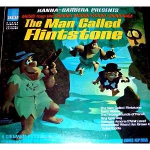 FLINTSTONEORIGINAL MOTION PICTURE SOUNDTRACK. HANNA BARBERA Music