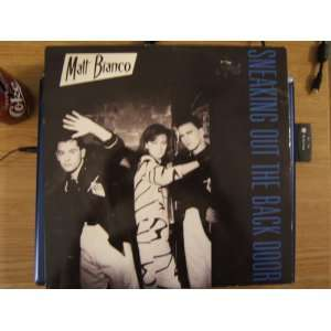 com sneaking out the back door / matts moods 12 MATT BIANCO Music
