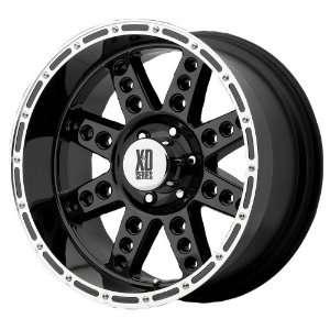 20x12 KMC XD Diesel (Gloss Black) Wheels/Rims 8x170 (XD76621287344)