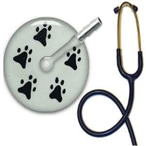 Stethoscope, Single Head Pediatric style RL3, Tubing Color Navy Blue