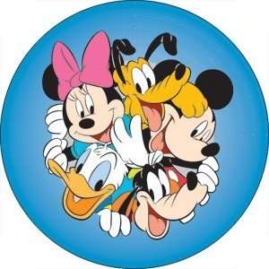 Disney Mickey & Friends Mickey Mouse and Friends Button B