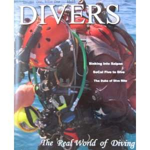 Divers Magazine, The Real World of Diving, November