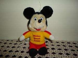 Knickerbocker Walt Disney Antique Mickey Mouse Doll