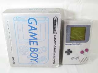 Game Boy Original Console System Boxed DMG 01 Gameboy 2020